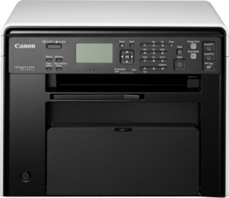 Canon MF4820D Multi-function Printer(White, Toner Cartridge) image