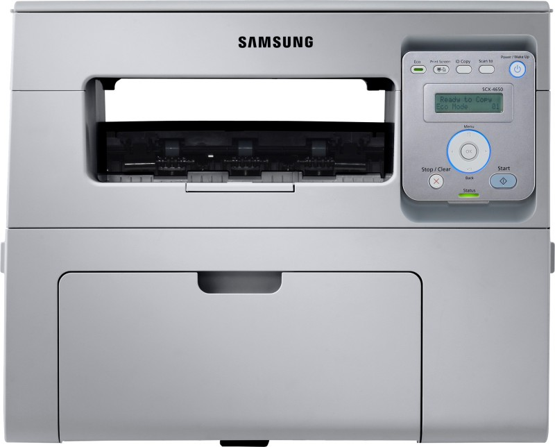 Samsung SCX -4021S/XIP Multi-function Printer(Grey, Toner Cartridge) image