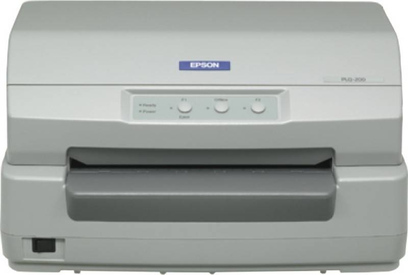 Epson - PLQ-20 Single Function Impact Dot Matrix Printer(Grey) image