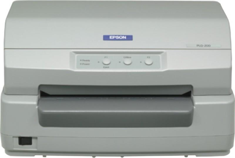 Epson - PLQ-20 Single Function Impact Dot Matrix Printer(Grey)