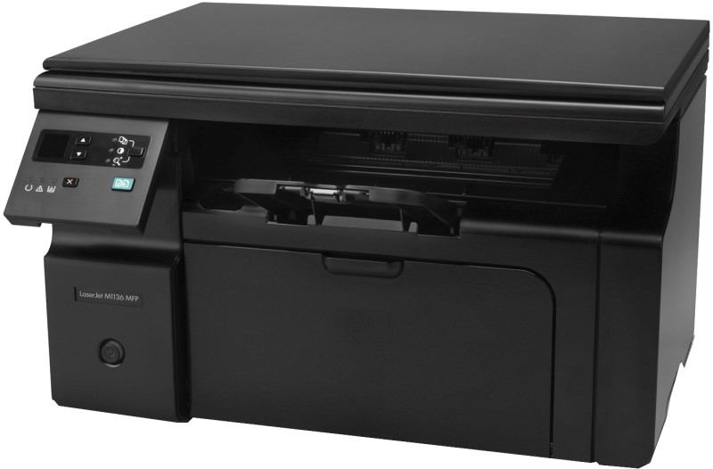 Deals - Mumbai - HP M1136 Multi-function Printer <br> Just at ₹10700<br> Category - Electronics<br> Business - Flipkart.com
