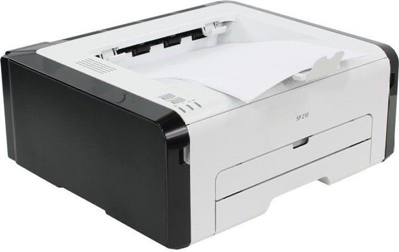 Ricoh SP 210 Single Function Printer(Black, White, Toner Cartridge)