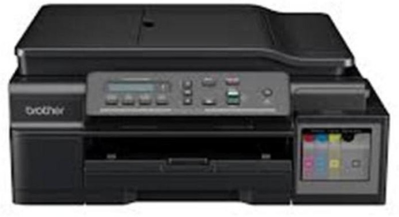 Brother DCP-T300 Multi-function Printer(Black, Refillable Ink Tank) image