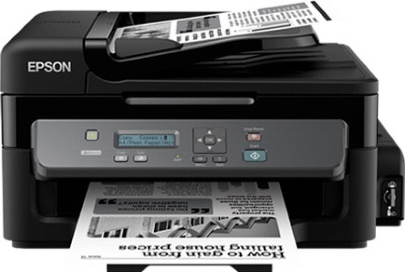 Epson M200 Multi Function Printer(Refillable Ink Tank)