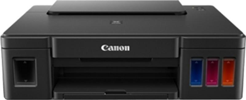 Canon Pixma G 1000 Single Function Printer(Black, Refillable Ink Tank)
