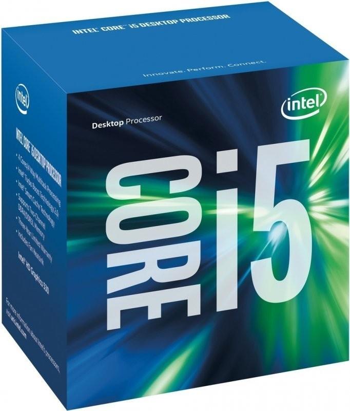 Intel 3.4 GHz LGA 1151 i5-6402 Processor(Gray) image