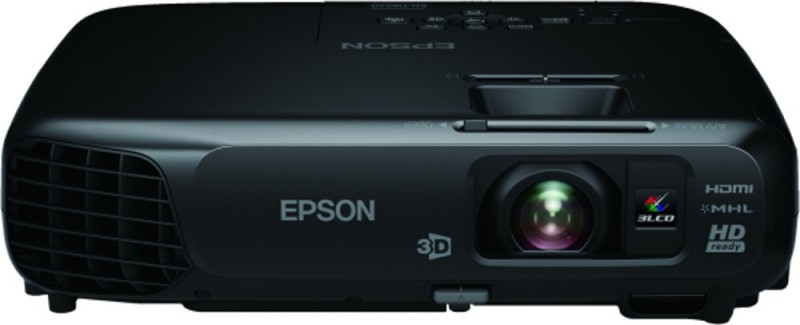 Epson EH-TW570 Projector(Black) EH-TW570