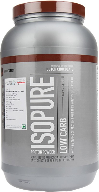 Isopure - Protein Supplements - food_nutrition