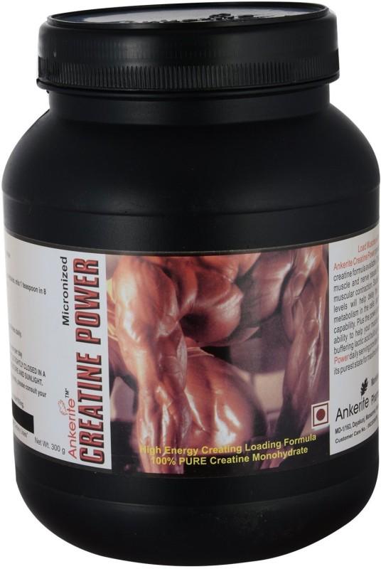 Ankerite MICRONIZED Creatine(300 g, Unflavored)