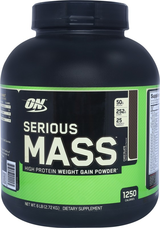 Mass Gainer - ON, MuscleBlaze & More - food_nutrition