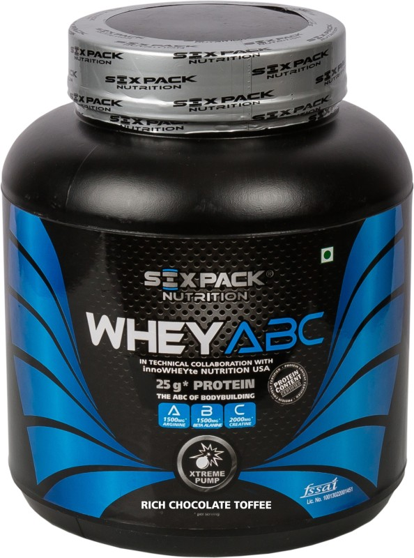 Six Pack Nutrition Advanced Whey(2000 g, Rich Choclate Toffee)