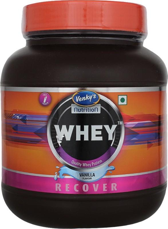 Venky's whey Whey Protein(1 kg, Vanilla)