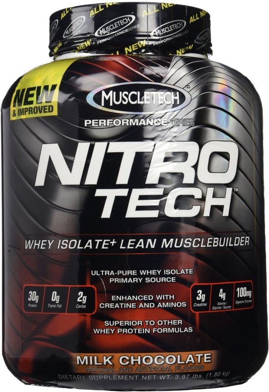 Muscletech - Protein & Vitamin Supplements - food_nutrition