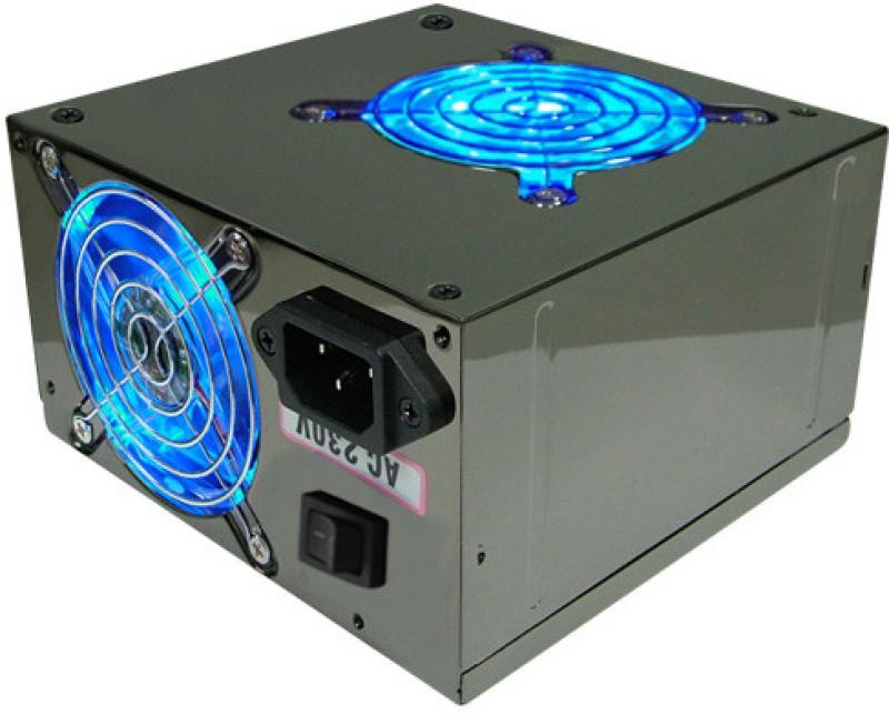 Zebronics Platinum 400 Watts PSU(Grey)