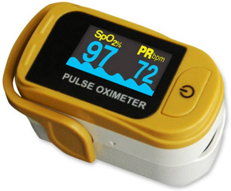 ChoiceMMed MD300C2D Pulse Oximeter(Yellow)