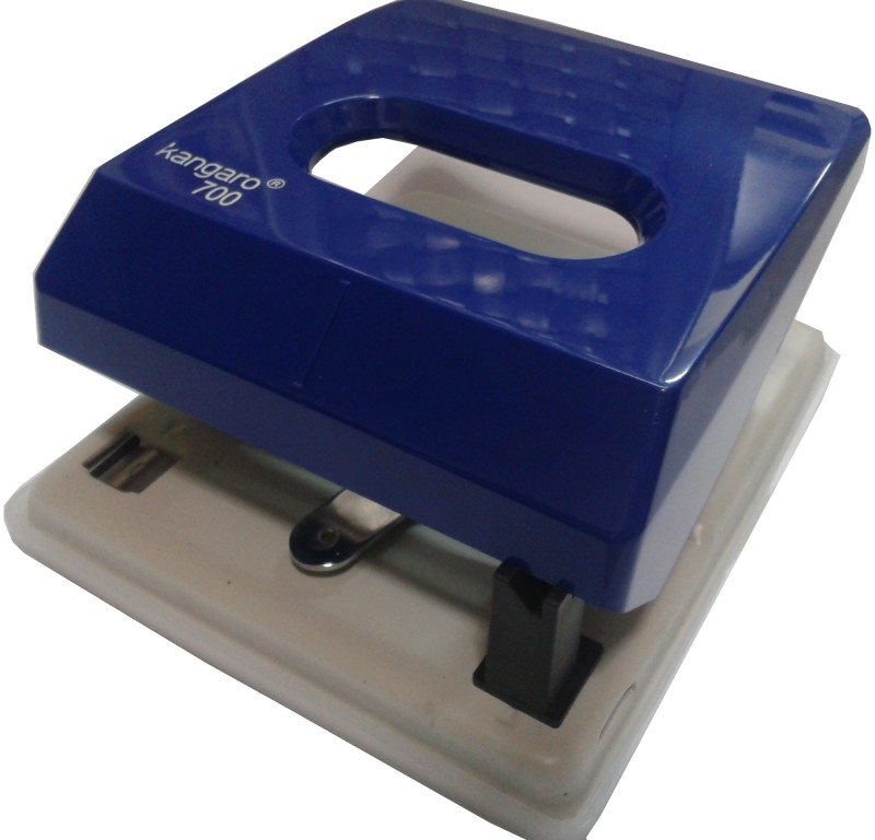 Kangaro Plastic and Metal Punches & Punching Machine(Blue)