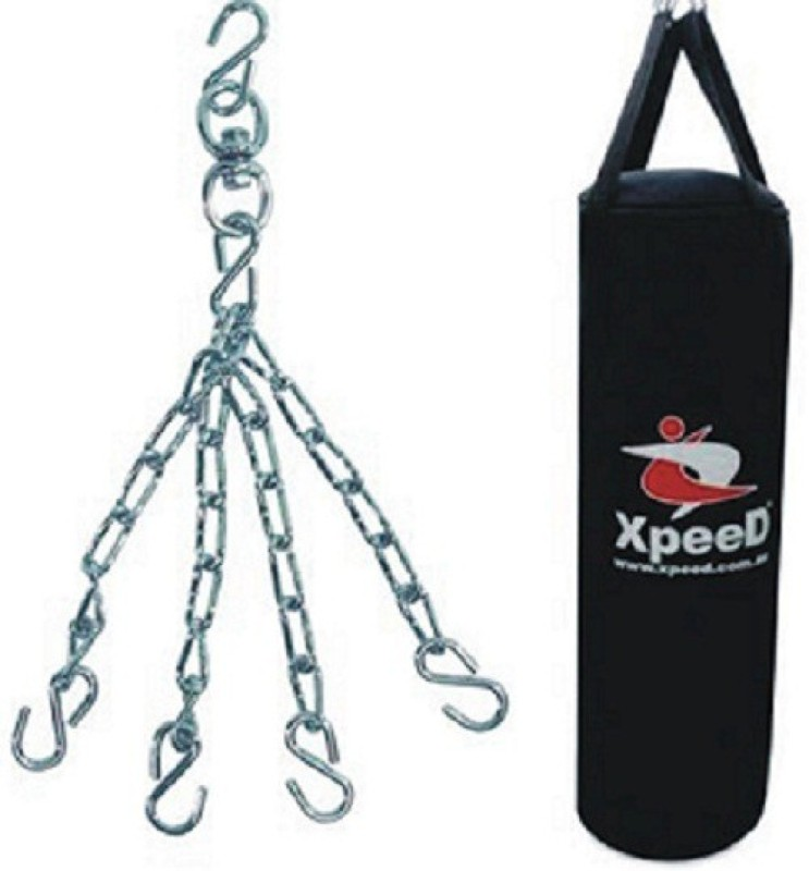 Xpeed PU Leather 2 Feet Hanging Bag(Heavy, 24 kg)