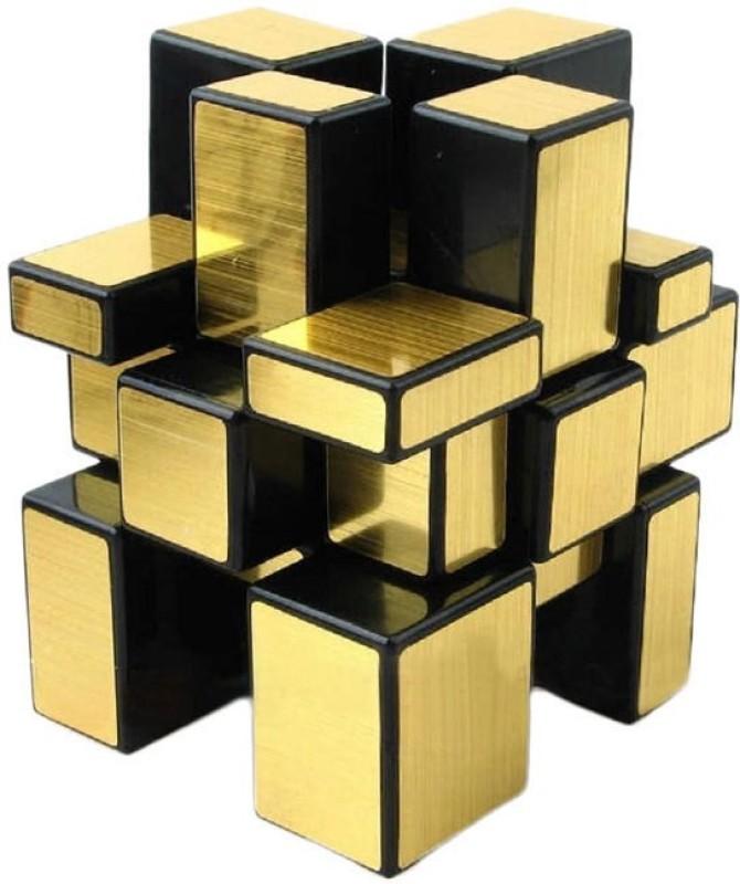 Montez Shengshou 3x3 Golden Mirror Cube(1 Pieces)