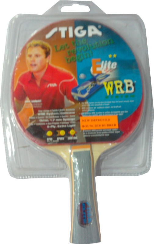 Stiga Elite Table Tennis Racquet(74 g)
