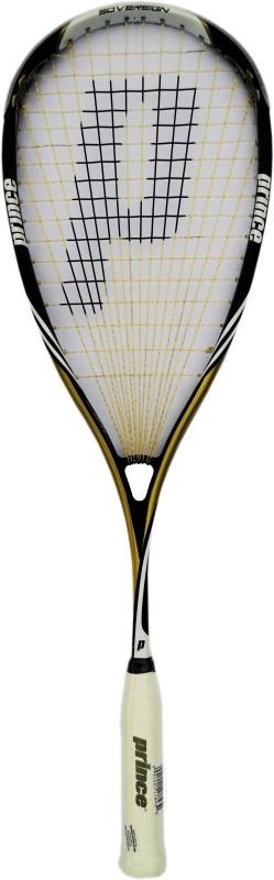 Prince Pro Sovereign 650 Gold Strung Squash Racquet(Standard, 135 g)