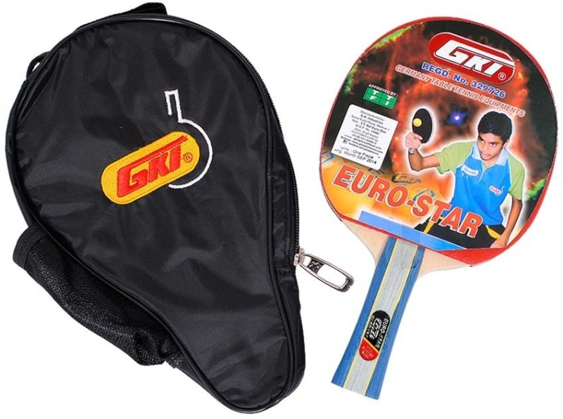 GKI Euro Star Table Tennis Racquet