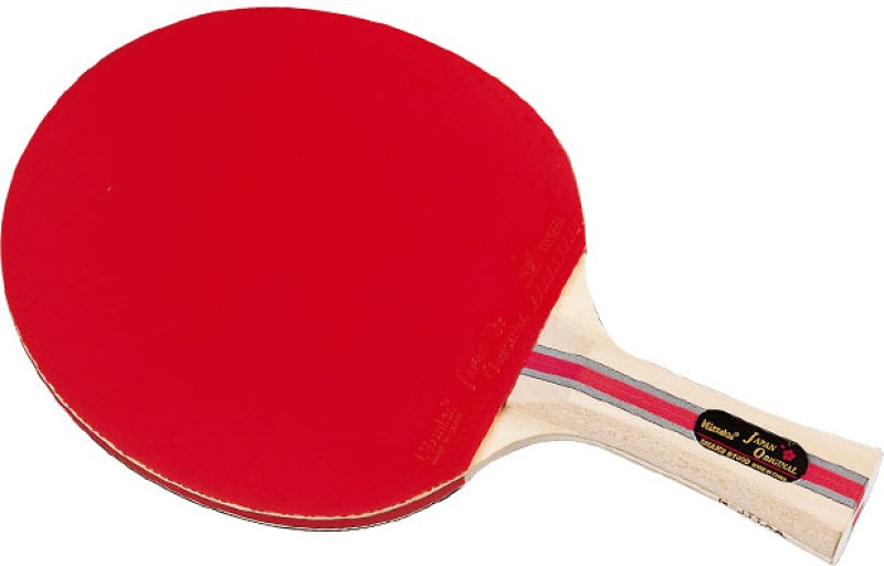 Nittaku T.T Bat Original Shake #1000 Multicolor Table Tennis Racquet(76 g)