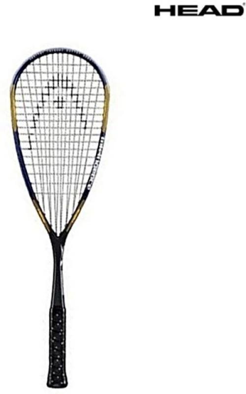 Head I.X. 120 Multicolor Strung Squash Racquet(Standard)