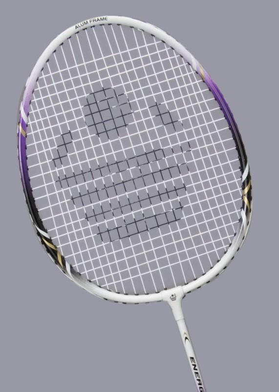 Cosco CB-90 Multicolor Strung Badminton Racquet