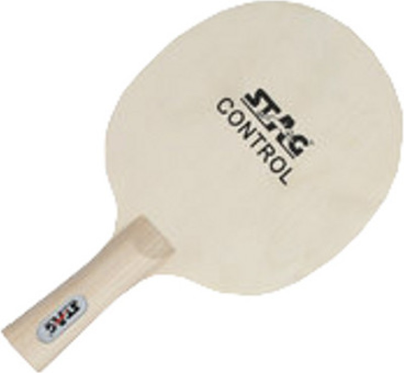 Stag Control Beige Table Tennis Racquet(95 g)