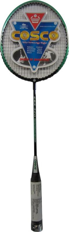 Cosco CBX-320 Green Strung Badminton Racquet(105 g)