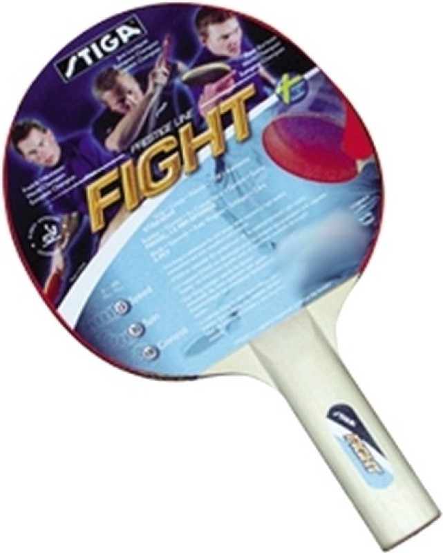 Stiga Fight Table Tennis Racquet(84 g)
