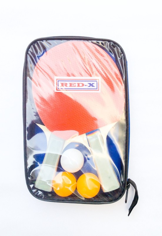 Red-X IDO Multicolor Table Tennis Racquet(250 g)