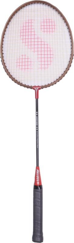 Silver's Saffron Assorted Strung Badminton Racquet(G3 - 3.5 Inches)