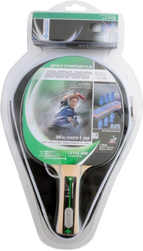 Donic Waldner 400 gift set Green Table Tennis Racquet(350 g)