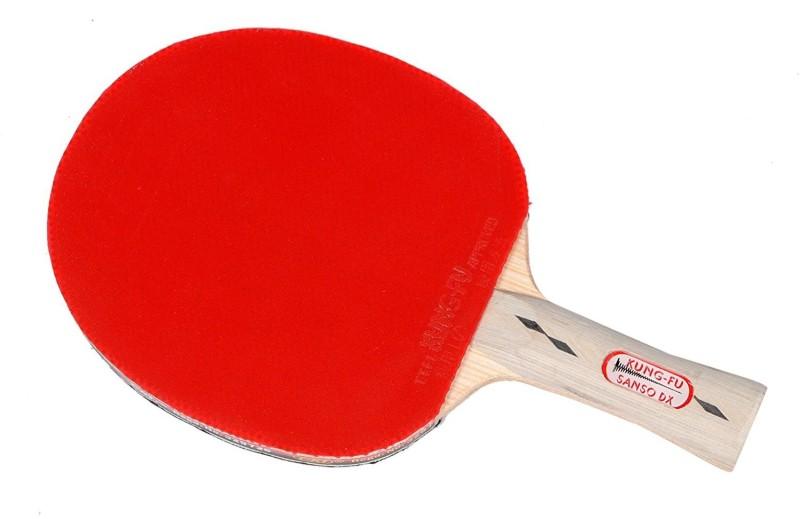 GKI Kung-FU Sando DX Multicolor Table Tennis Racquet(150 g)
