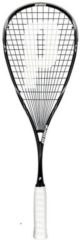 Prince Team Black Original 800 Black Strung Squash Racquet(Standard, 136 g)