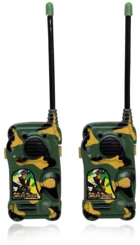 Planet of Toys Army Walkie Talkie Radiometer( )