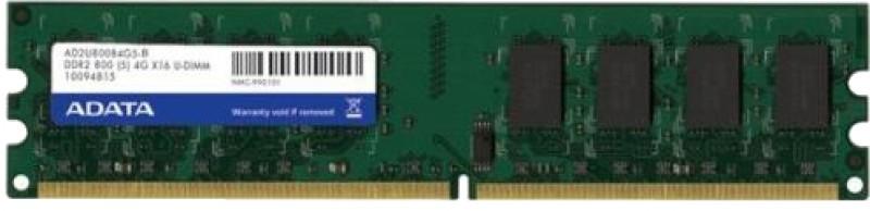ADATA Premier DDR3 2 GB PC DRAM (AD3U1333B2G9-R)(Green) image