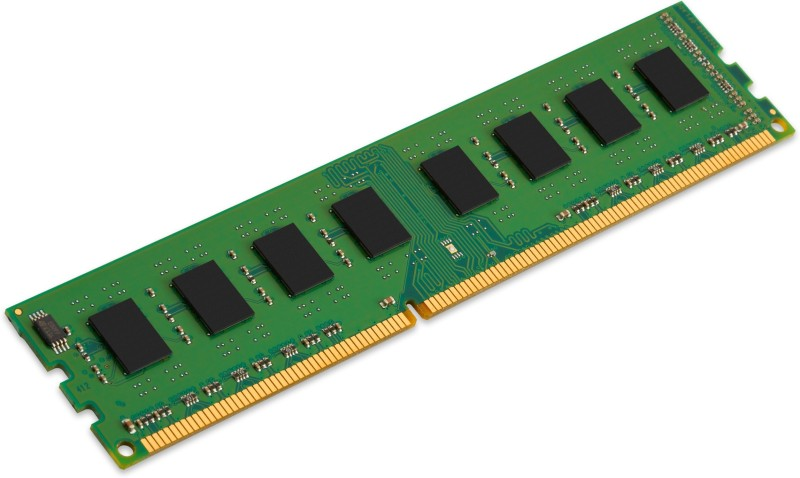 Kingston KVR DDR3 4 GB (Single Channel) PC (KVR16N11S8/4-SP)(Green) image
