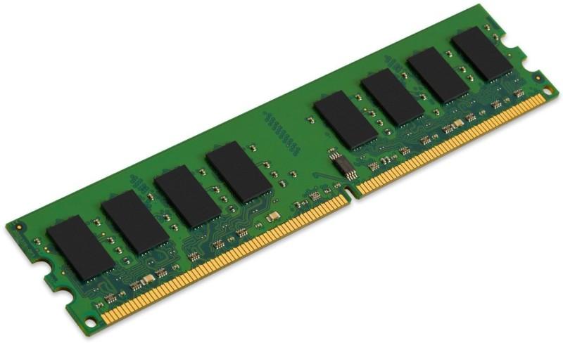 Kingston CL5 DDR2 2 GB (Dual Channel) PC DRAM (KVR667D2N5/2G)(Green) image