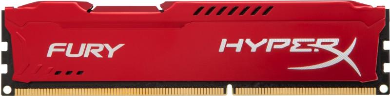 Kingston HyperX FURY Memory DDR3 4 GB (Dual Channel) PC (HX318C10FR/4)