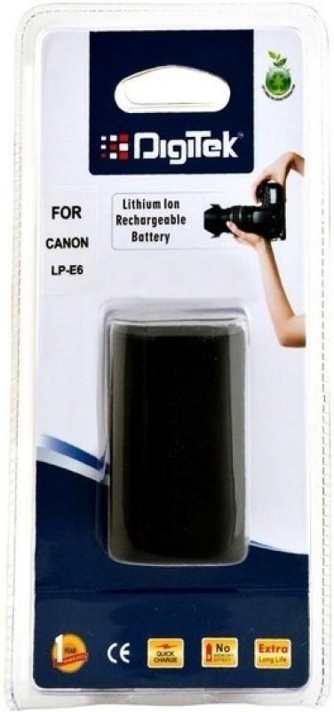 Digitek Canon LP E6 Rechargeable Li-ion Battery