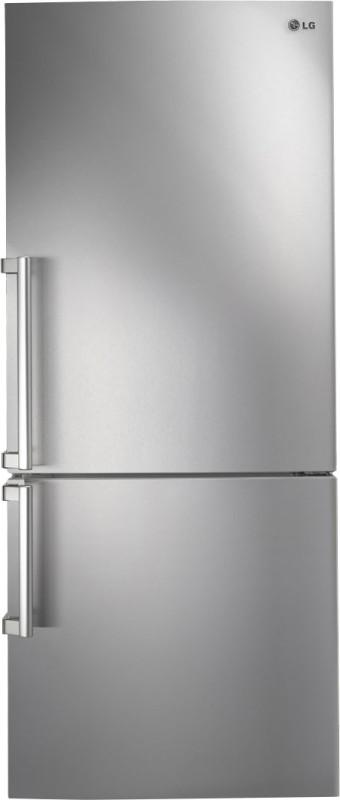 LG 450 L Frost Free Double Door 3 Star Refrigerator(Noble Steel, GC-B519ESQZ)