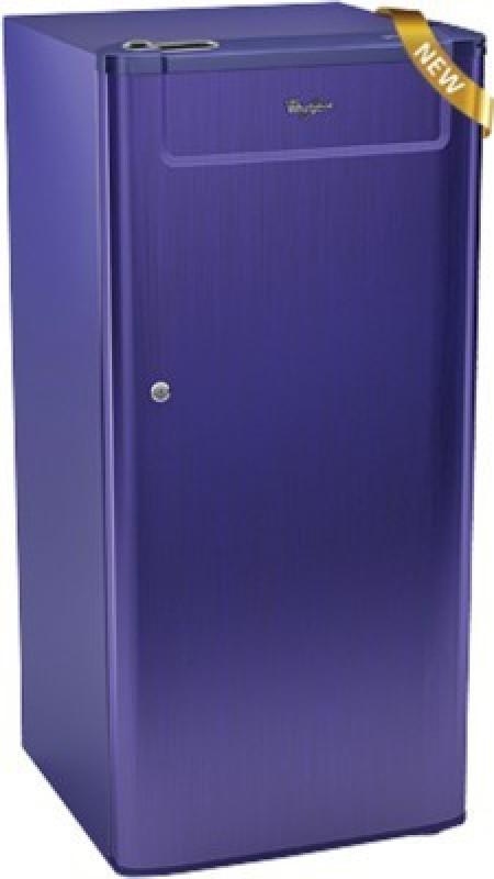 Whirlpool 190 L Direct Cool Single Door Refrigerator(Sapphire Titanium 205 GENIUS CLS PLUS 4S)