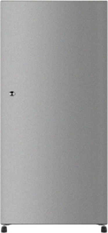 Haier 195 L Direct Cool Single Door Refrigerator(Silver, HRD-1953SMS-R/E)