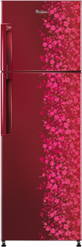 Whirlpool 245 L Frost Free Double Door 3 Star Refrigerator(Wine Exotica, NEO FR258 ROY 3S)