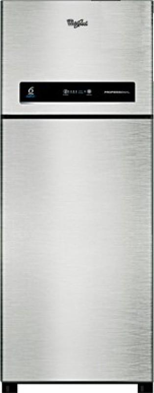 Whirlpool 405 L Frost Free Double Door Refrigerator(Alpha Steel, PRO...