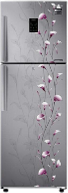 Hitachi 253 L Frost Free Double Door Refrigerator(Silver, R-H270PND4K (SLS))