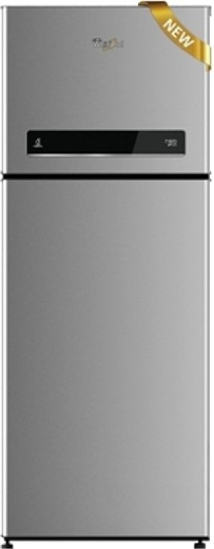 Whirlpool 245 L Frost Free Double Door Refrigerator(Illusia Steel, NEO DF258 ROY...