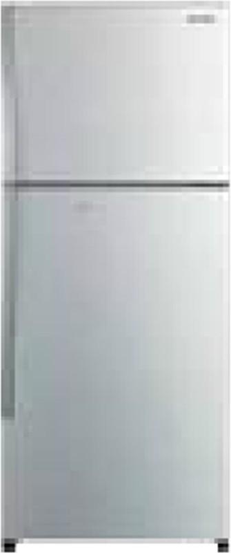 Hitachi 289 L Frost Free Double Door Refrigerator(Silver, R-H310PND4K (SLS))